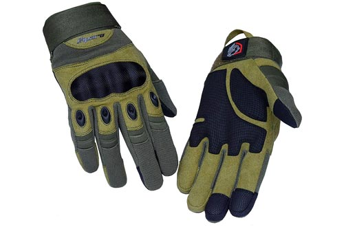 8. Riparo Tactical Full Finger Hunting Outdoor Gloves