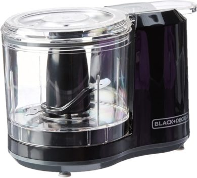 BLACK+DECKER Electric Vegetable Choppers