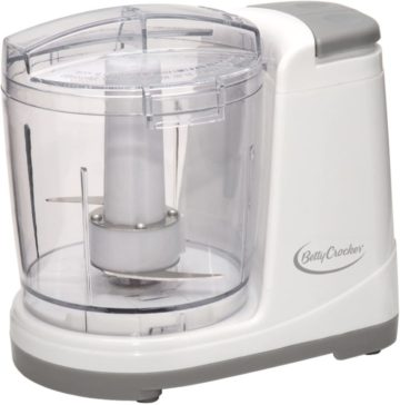 Betty Crocker Electric Vegetable Choppers