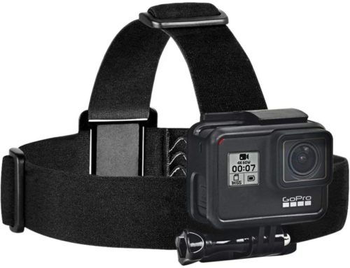 Head Mount GoPro Strap Chest Mount