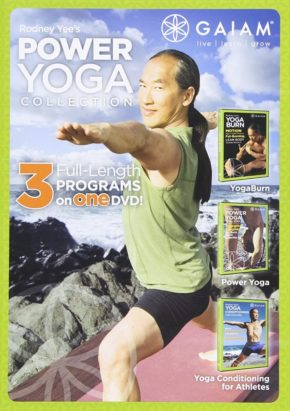 Power Yoga Collection Yoga DVDs