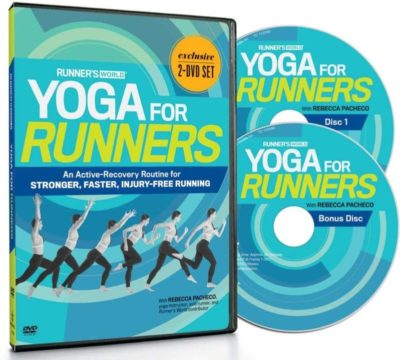Runner's World Yoga DVDs