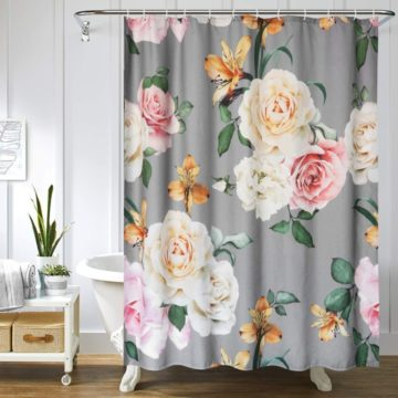 Uphome Shower Curtains