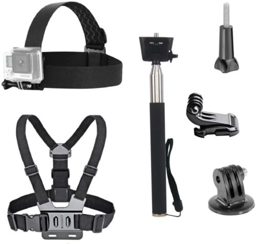VVHOOY Adjustable GoPro Strap