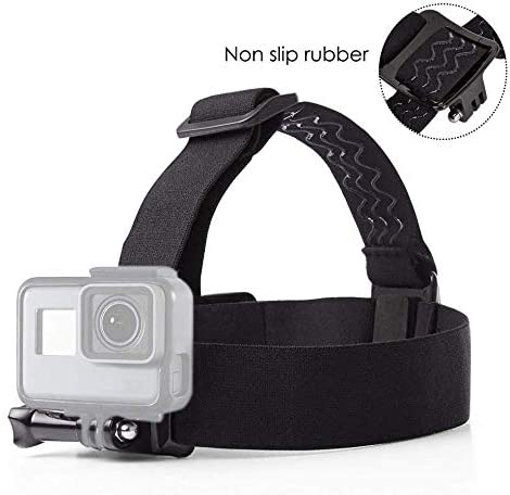 VVHOOY Adjustable GoPro Head Strap
