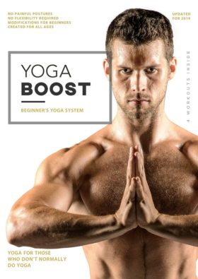 Yoga Boost Yoga DVDs