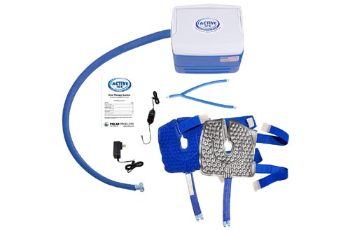 10. Polar Products Active Ice 3.0 Cold Therapy System