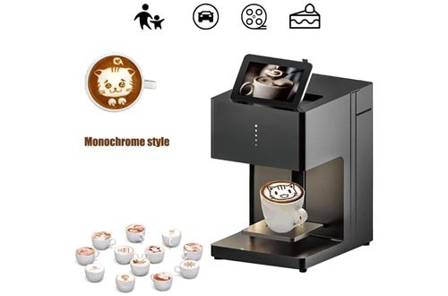 10. SSeir Intelligent Coffee Printer Latte Art Machine