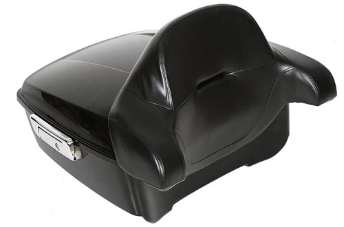 4. ECOTRIC King Tour Pack Trunk Tail Box