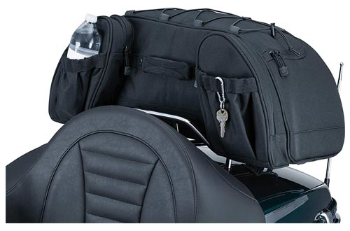 6. Kuryakyn Weather Resistant Motorcycle Travel Luggage Trunk