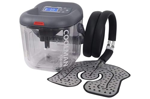 7. COOLMAN Portable Universal Ice Therapy System Cryotherapy Machine