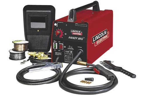 8. Lincoln Electric Handy MIG Welder