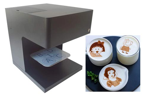 8. TECHTONGDA Latte Printing Machine