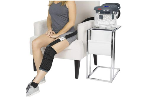 9. Vive Large Ice Cryo Cuff Cold Therapy Machine