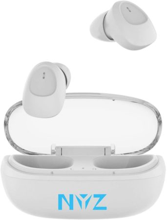 NYZ [2020 Upgraded] True Wireless Bluetooth Headphones