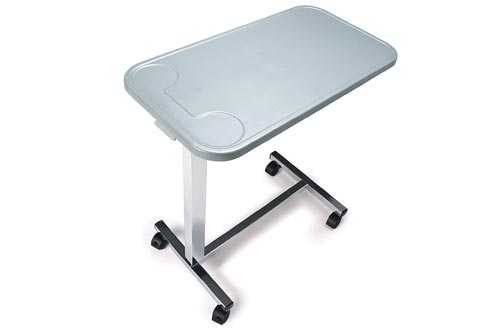 1. Graham-Field Lumex Modern Overbed Table