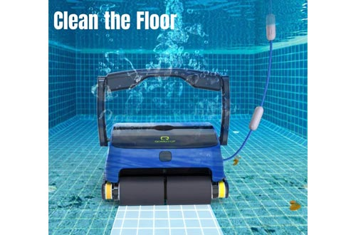 1. OT QOMOTOP Automatic Robotic Pool Cleaner