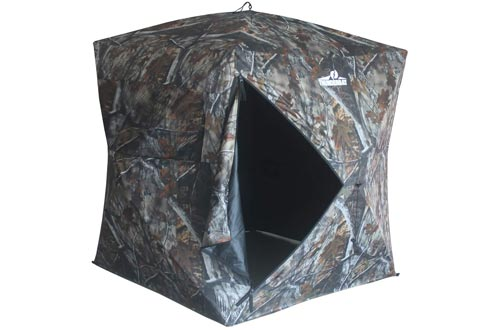 1. THUNDERBAY SPUR Collector Hunting Blind
