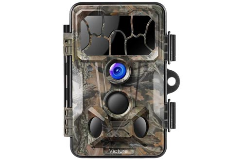 1. Victure Waterproof Game 20MP
