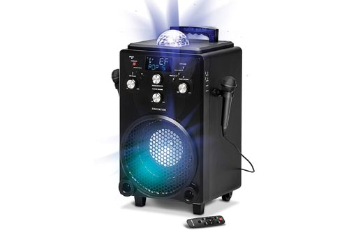 10. 808 Professional Karaoke Machine for Adults and Kids