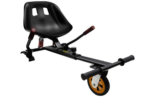 10. Hiboy with Rear Suspension Seat