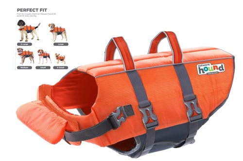 10. Outward Hound Dog Life Jacket