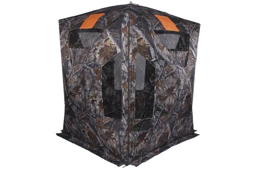 2. Rusk Two-Tall Extra Hunting Blind
