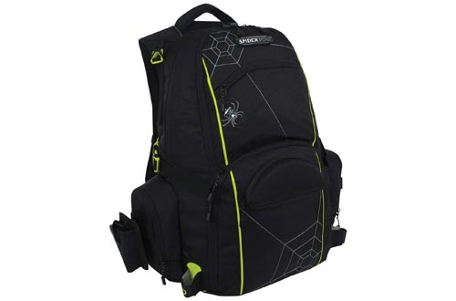 4. Spiderwire Fishing Tackle Backpack