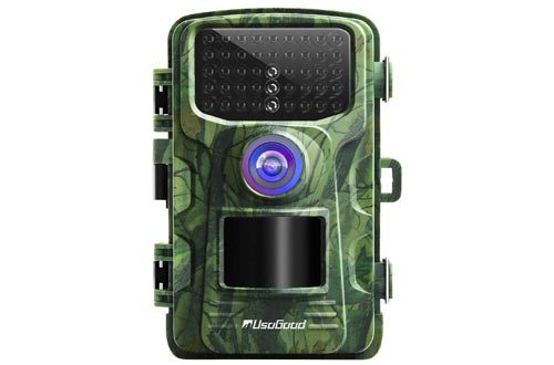 4. usogood with Night Vision Motion for Outdoor Wildlife
