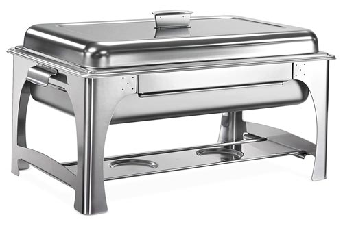 6. Tramontina Stainless Steel Chafing Dish