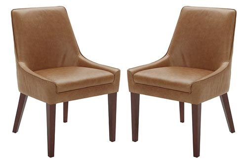 7. Amazon Brand - Rivet Contemporary Dining Chair