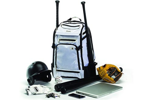 7. Franklin Sports Elite Baseball Backpack