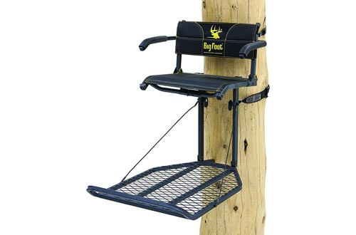 7. Rivers Edge Lever-Action Hang-On Tree Stand