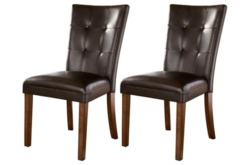8. Signature Design by Ashley Lacey Dining Chair