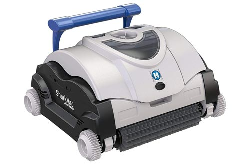 9. Hayward SharkVac Robotic Pool Vacuum