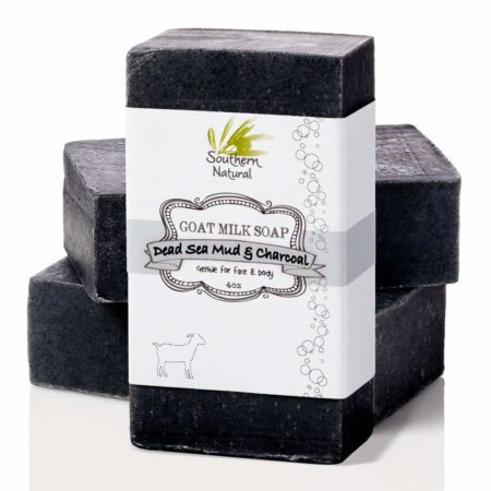 Activated Charcoal Soap Bar (3 Pack)