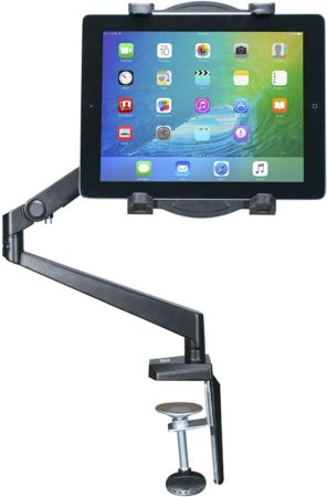 CTA Digital: Tabletop Arm Mount for 7-12-Inch Tablets,