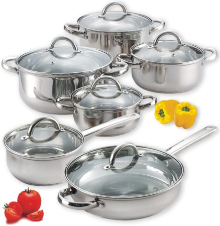Cook N Home 12-Piece