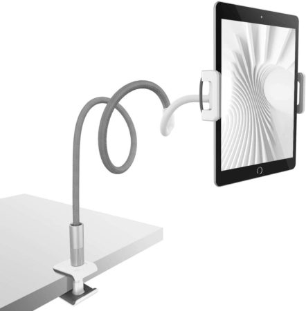 Gooseneck Tablet Holder, Lamicall Tablet Stand