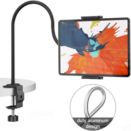 Klsniur Gooseneck Tablet Holder