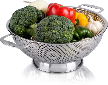 LiveFresh Stainless Steel Micro-Perforated