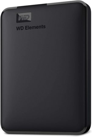 WD 1TB WD Elements Portable