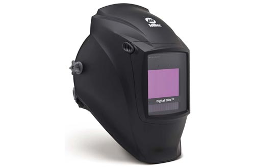 2. Miller Digital Elite Black Welding Helmet