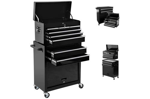 3. Suny Deals 8-Drawer Tool Chest