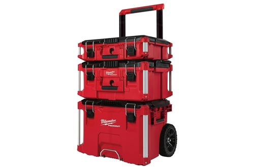 8. Milwaukee Rolling Modular Tool Box