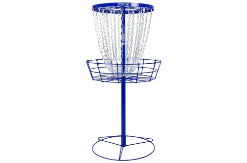 8. Remix Deluxe Basket for Disc Golf