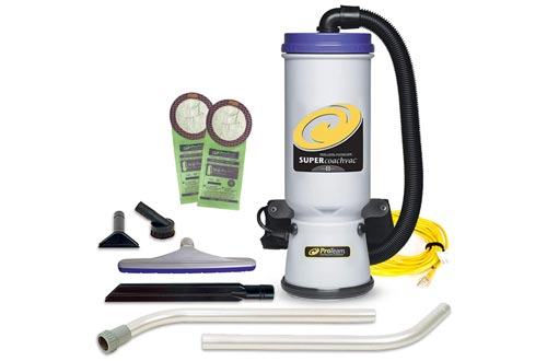 9. ProTeam Commercial Backpack Vacuum