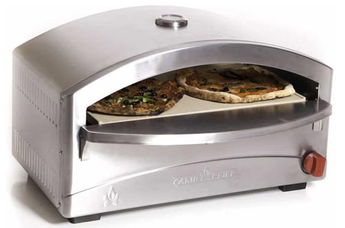 10. Camp Chef Italia Artisan Pizza Oven