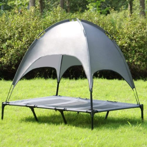 10. Niubya Super Durable Comfortable Pet Tents with Canopy, Top Rated Dog Tent