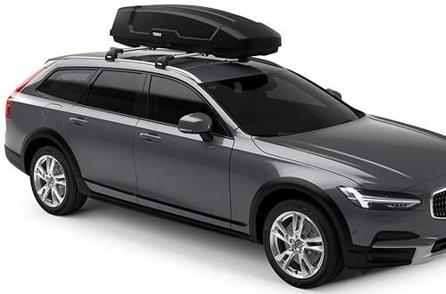 10. Thule Force XT Rooftop Cargo Box